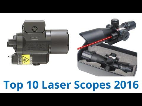 10 Best Laser Scopes 2016