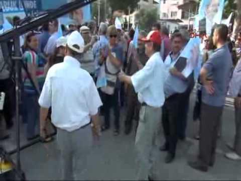 www.halkinhabercisi.com  kılıçdaroğlundan buharkent mesajı birliği