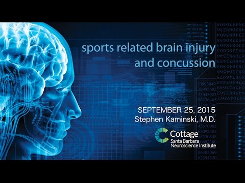 SBNI Lunch Lecture Series - Sports Related Brain Injury and Concussion