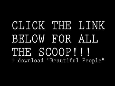 "Chris Brown's Victory Tweet + ""Beautiful People"" MP3!"