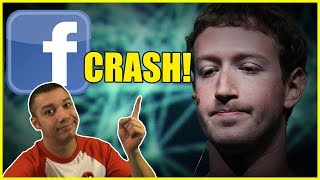Why Facebook Crashed, Will It Burn Too?