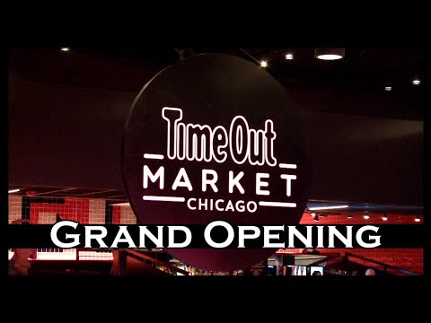 [NEWS24] Time Out Market Chicago, Biggest Food Market In Chicago | WIN-TV Chicago