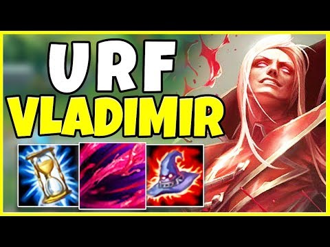 *UNKILLABLE* 0HP TO  WITH 1 ABILITY - League of Legends URF