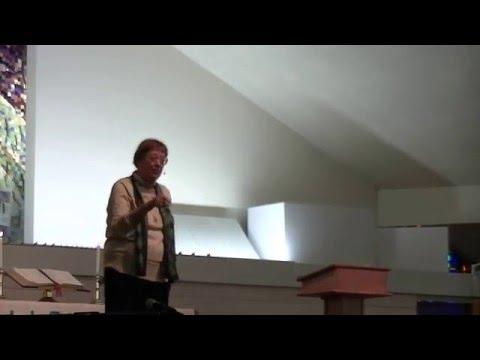 Mary Decker Preaches 4-3-16