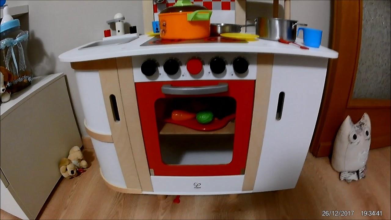 Cucina Per Bambini Miele : Hape e8018 cucina multicolore per bambini youtube