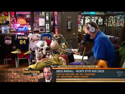 Gregg Marshall on The Dan Patrick Show 4/2/13