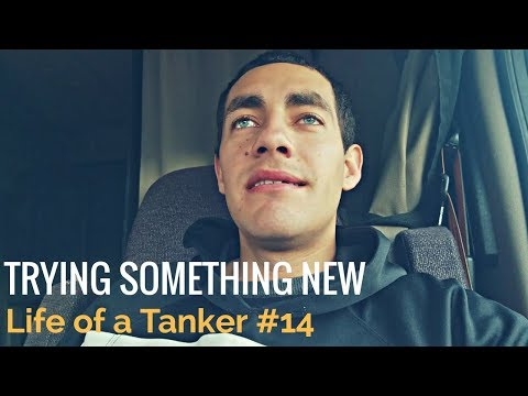 Driving to New York & Testing Out a New Phone Recording Mode - Life of a Tanker #14