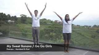 [PARAPARA] MY SWEET BANANA / GO GO GIRLS (HYPER PARA GX)