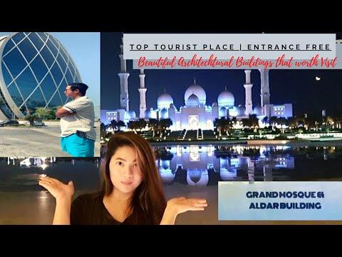 HOW TO ENJOY ABU DHABI FOR FREE | ABU DHABI GRAND MOSQUE | BEST PLACE TO SHOOT GRAND MOSQUE | PART 3