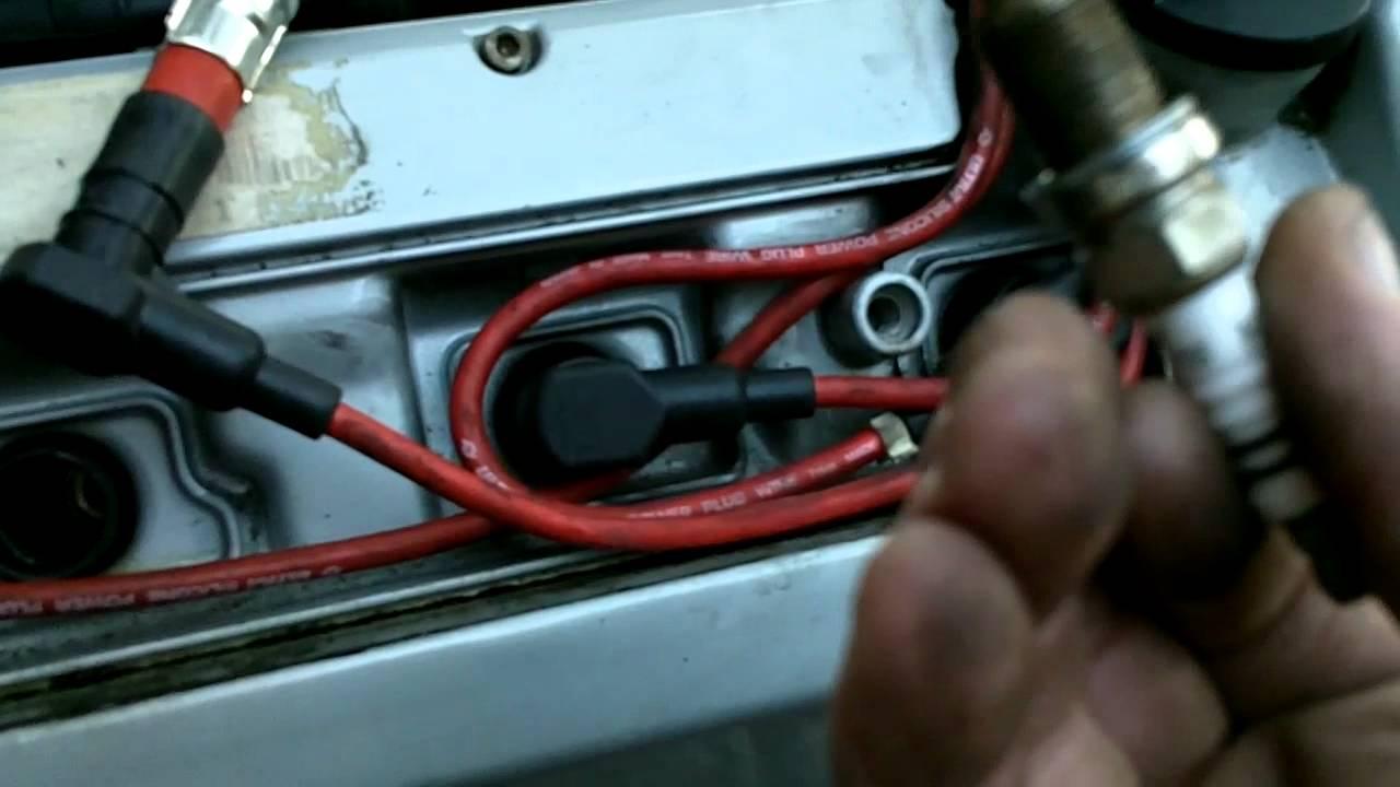 mercedes r129 500sl m119 v8 spark plug replacement [ 1280 x 720 Pixel ]