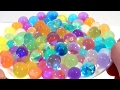 DIY How To Make 'Colors Orbeez Stick' Learn Colors for Kids