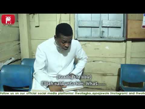 Woli Agba - Funny Adverts VOL 12