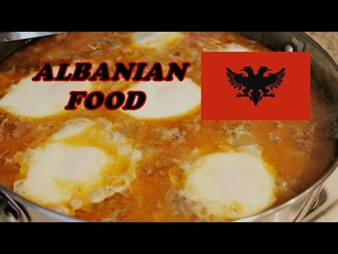 10 ALBANIAN FOOD | MUST TRY FOODS | The Cooking Library