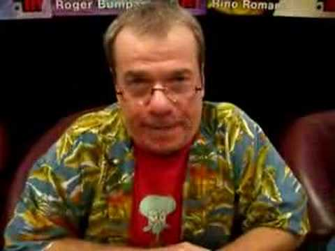 Rodger Bumpass at Armageddon