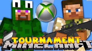 Minecraft :WIN AN XBOX ONE! w/ LittleLizard & TinyTurtle