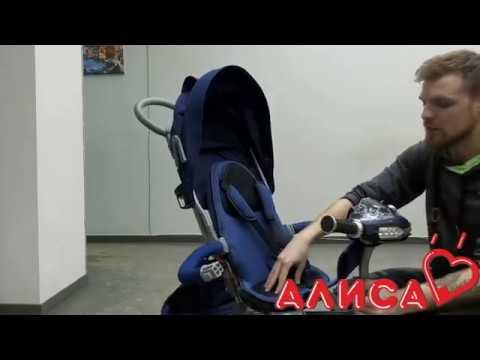 Велосипед трехколесный детский Турбо трайк 3203, надувные колеса фара Turbo Trike поворотное сиденье