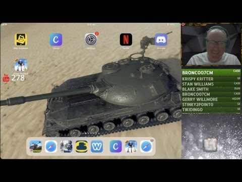 Driving Hafen Harder World of Tanks Blitz NA LIVE STREAM BABY