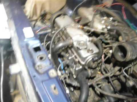 ремонт ваз 2115 замена радиатора двигателя