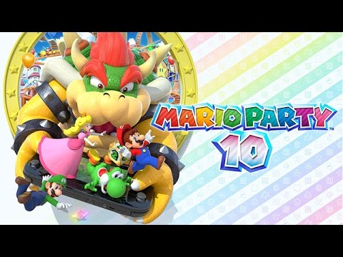 Miniboss Battle (Phase 1) - Extended - Mario Party 10 Musik