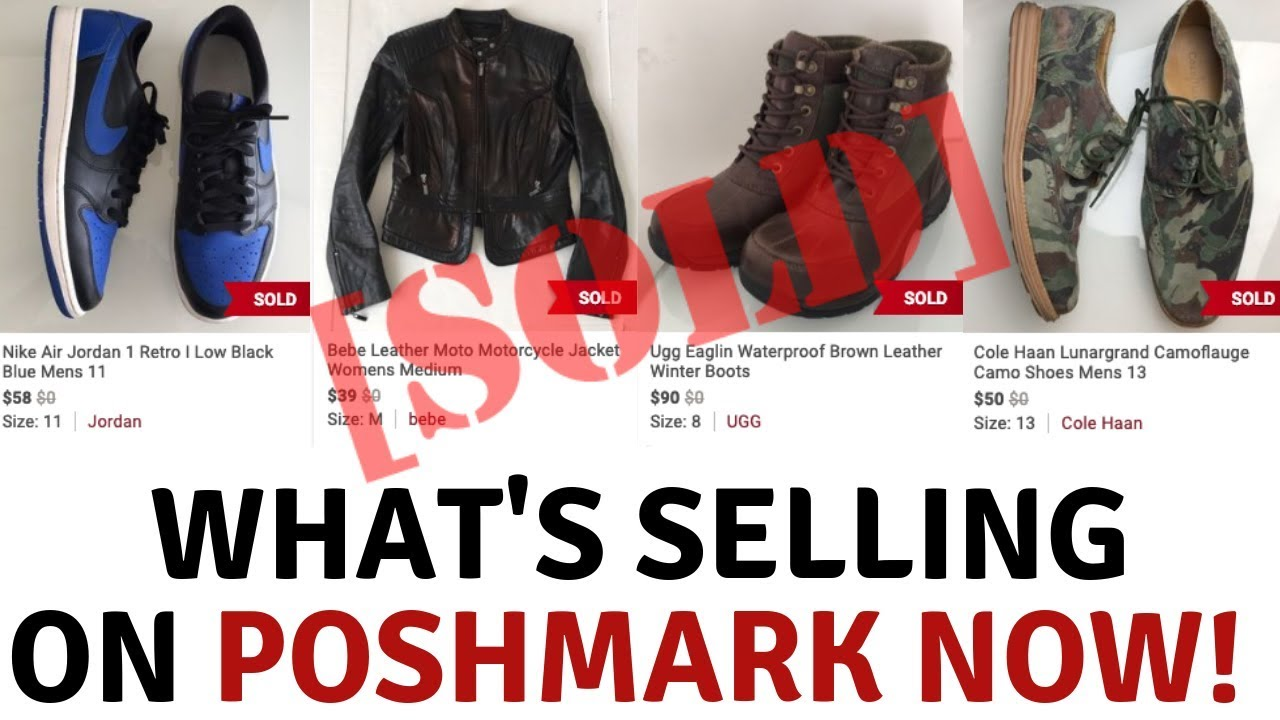 4184b9f6c What's Selling On PoshMark Right Now | Selling Mens Clothing ...
