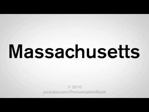 How To Pronounce Massachusetts