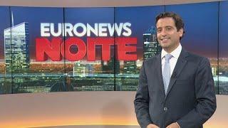 Euronews Noite   As notícias do Mundo de 4 de dezembro de 2019