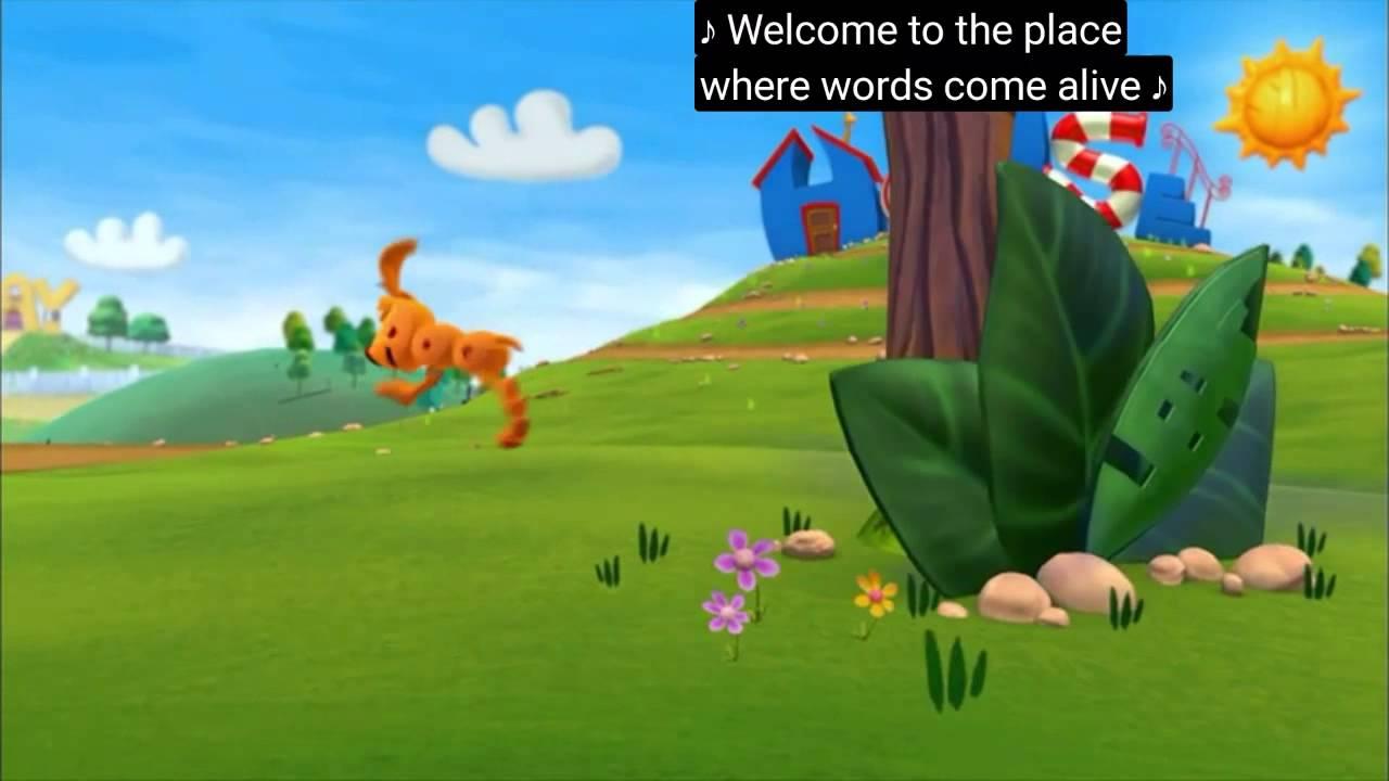 Word World ! Music Cartoon ! Pbs Kids ! Fun ! ABC Song