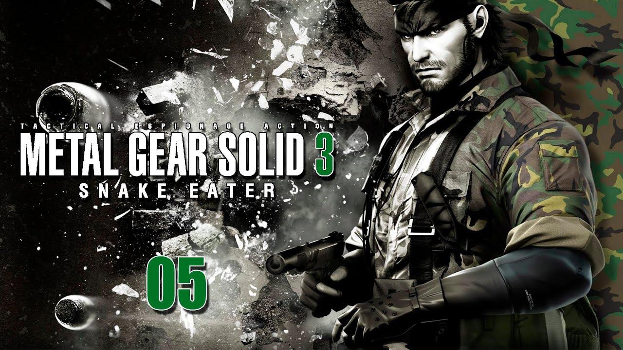 Прохождение игр metal gear solid 3