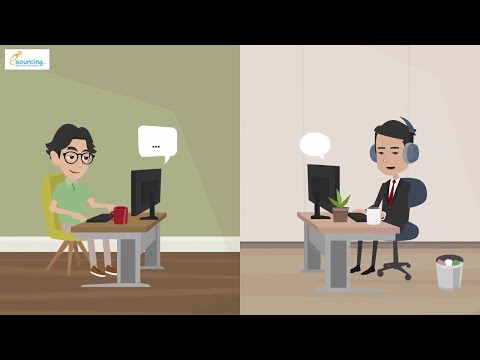 B2B Tech Explainer Video :Esourcing