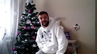 Игра на ложках в Рождество