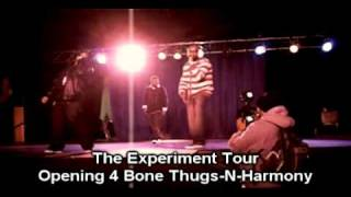 Baby T Opening for 'Bone Thugs-N-Harmony'