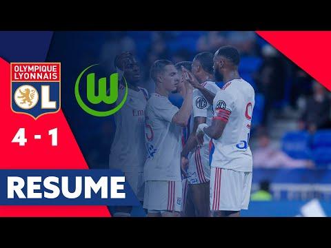 Résumé OL - VFL Wolfsburg | Match De Préparation | Olympique Lyonnais