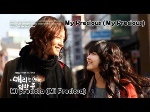 Jang Geun Suk - My Precious sub español