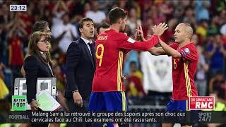 After Foot du samedi 02/09 – Partie 4/6 - Débrief d'Espagne/Italie (3-0)