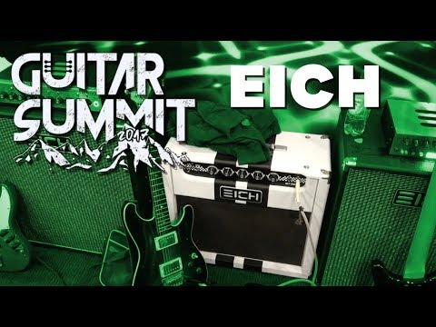 Guitar Summit - Eich Amps