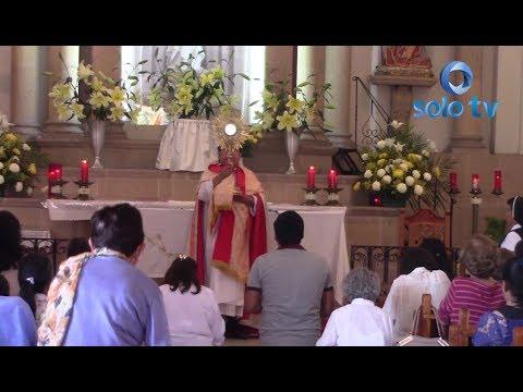 Jueves del Corpus Cristi en la Santísima Trinidad.