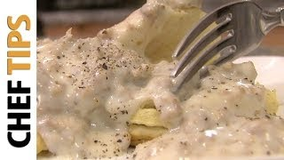 Country Gravy - Best Sausage Gravy Recipe!
