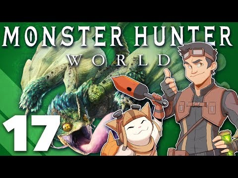 Monster Hunter World - #17 - Pukei-Pukei Rematch - PlayFrame thumbnail