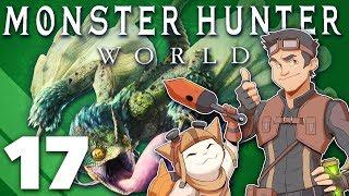 Monster Hunter World - #17 - Pukei-Pukei Rematch - PlayFrame