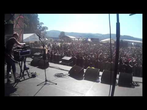 "The Algorithm ""Machine"" (Born Of Osiris) Live footage summer 2015"