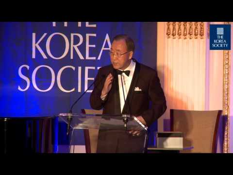 2016 Annual Dinner - UN Secretary-General Ban Ki-moon's Keynote Speech