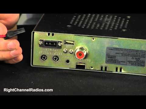[SCHEMATICS_44OR]  3-Pin CB Radio DC / Cigarette Power Cord - YouTube | 3 Pin 2 Cb Wire Diagram |  | YouTube