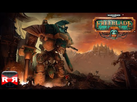 Warhammer 40,000: Freeblade (By Pixel Toys) - iPhone 6s / 6s Plus with 3D Touch Gameplay Video