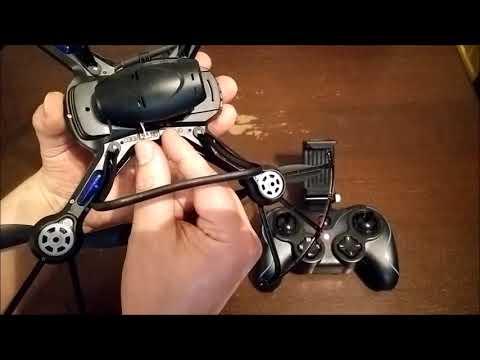 Holy Stone F181W FPV WIFI Drohne mit HD Kamera
