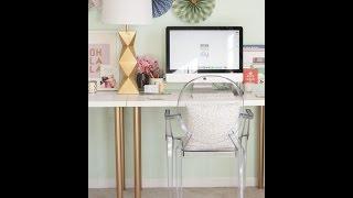 Ikea Hack Diy Coffee Table Gold Spray Paint