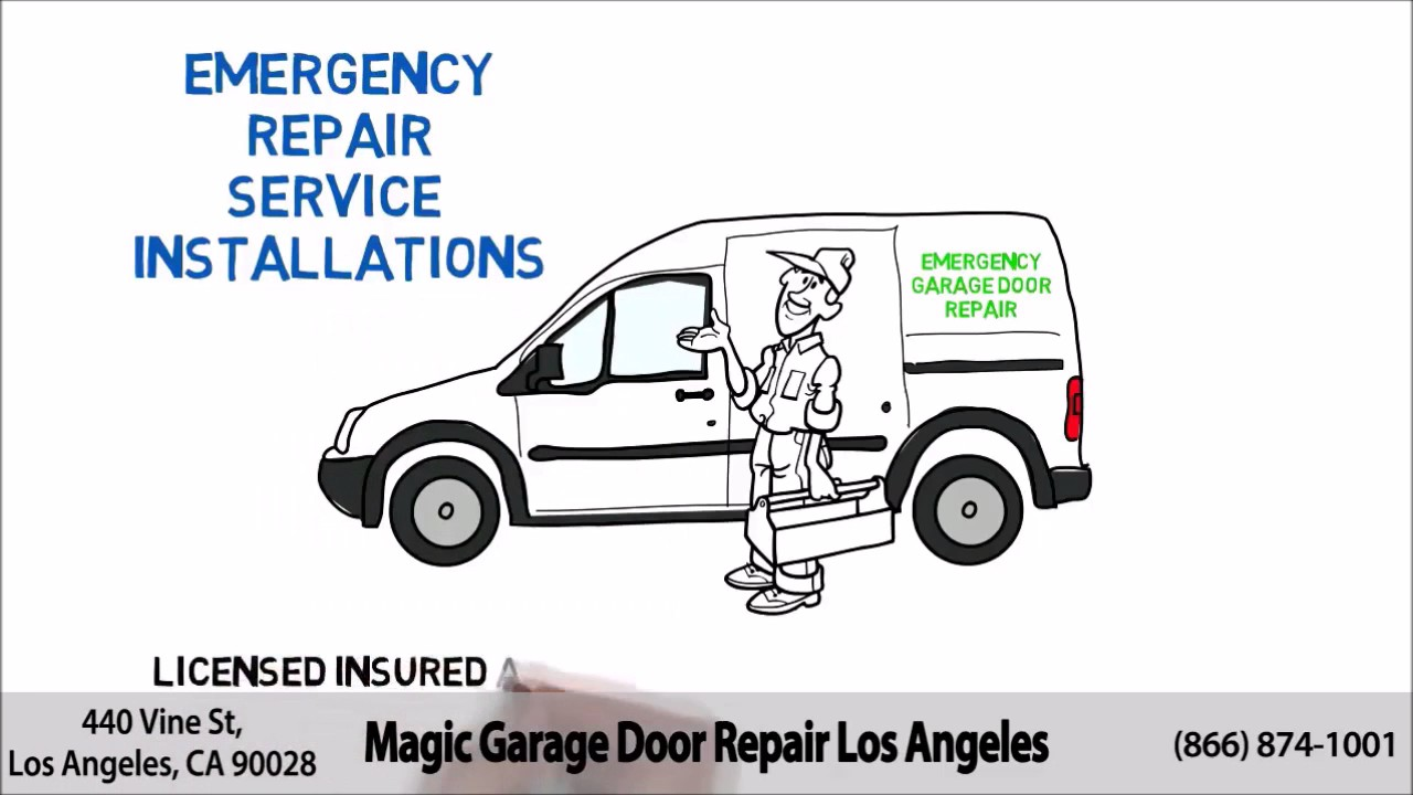 15 Garage Door Repair Encino Ca 818 200 4444 Youtube