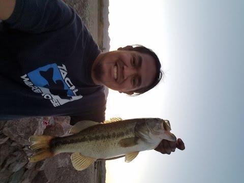 Shore Fishing In Parker Az