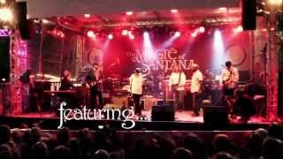 "The Magic of Santana feat. Alex Ligertwood & Tony Lindsay, ""All I Ever Wanted"", Hannover 2013"