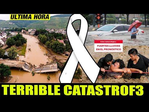 🔴 ULTIMA HORA HACE UNAS HORAS ! Lamentable Muy Malas Noticias TRISTE NOTICIA FUERTE INUNDACION CHINA
