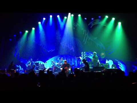 Trey Anastasio Band - Scabbard - 10/18/2012 Live at Fillmore Detroit
